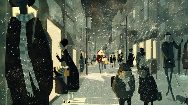 Pictures filled with light by Paskal Campion
