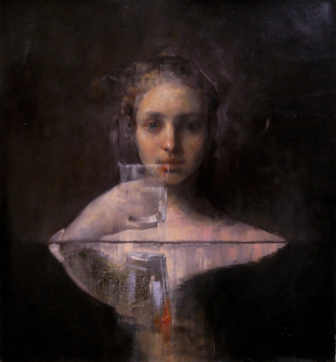 The Historical Atmosphere Of Contemporary Paintings by Maria Kreyn