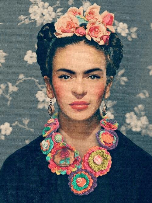 """I'm just as strange as you..."" Soul Power of Frida Kahlo"