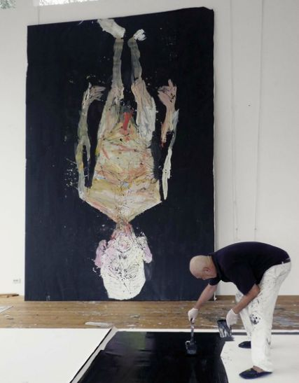 Birthday Bash for Baselitz as He Turns 80