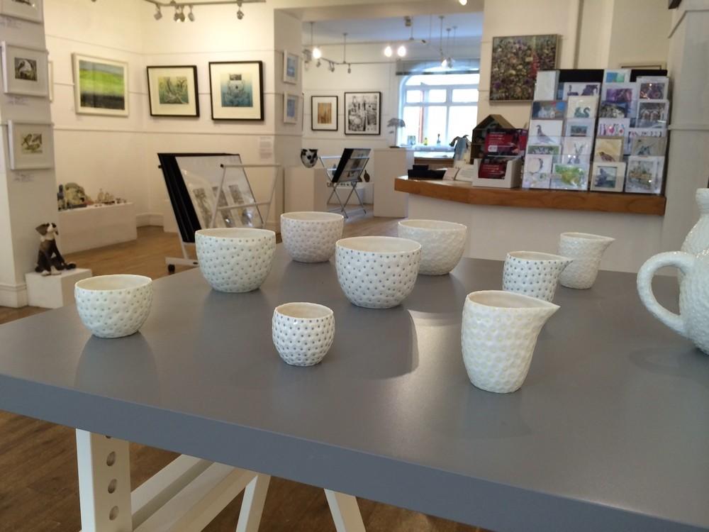 The Artist - Ikuko Iwamoto and Its Microscopic World In Ceramics