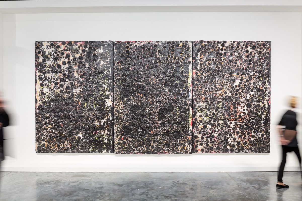 Mark Bradford Launches Hauser & Wirth's Hong Kong Gallery