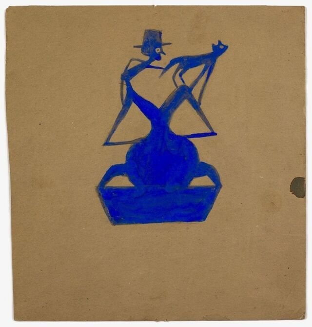 New Documentary film about Bill Traylor directed by Jeffrey Wolf