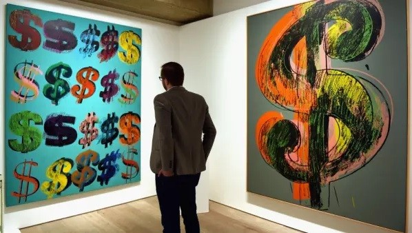 Art Exports Help to Reduce the UK's Trade Deficit