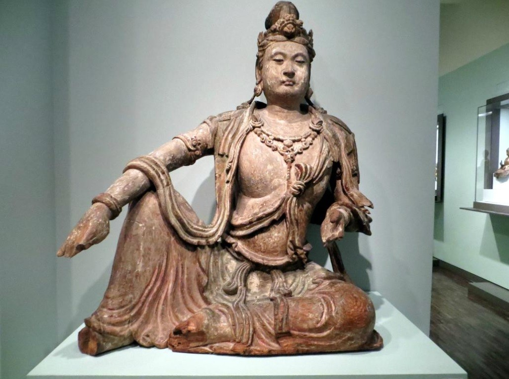 Bodhisattva Avalokiteshvara, China, 1100-1200