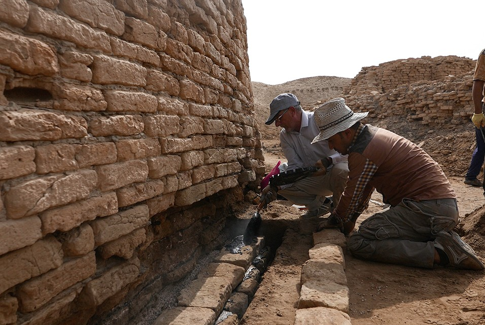 The World's Oldest Bridge to be Preserved by the British Museum's Iraq Scheme