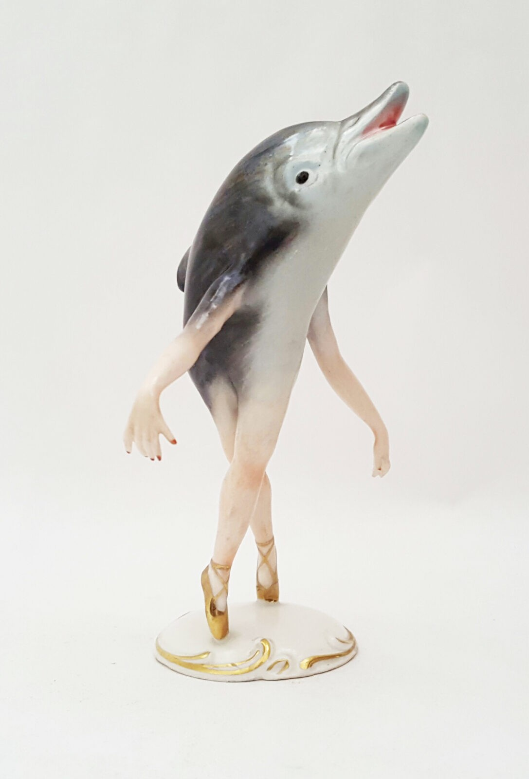 Comical Combinations of Ceramic Animals Form Surreal New Figurines