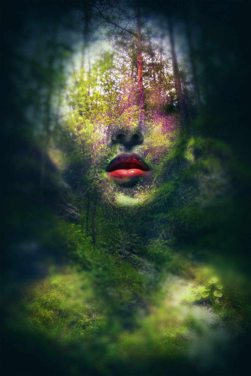 Mix Of Tale And Life: Federico Bebber DIgital Art