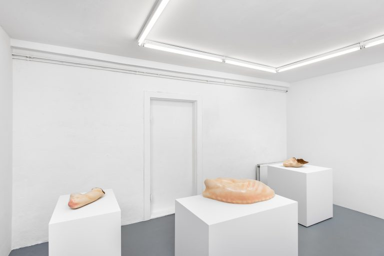 ChertLüdde gallery in Berlin now represents painter Tyra Tingleff