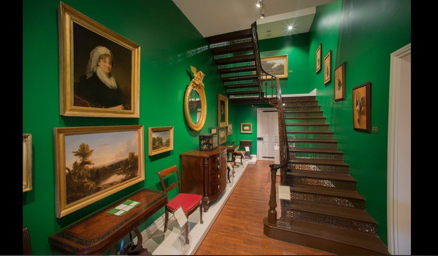 The Biggs Museum Of American Art - What To Expect From Your Visit