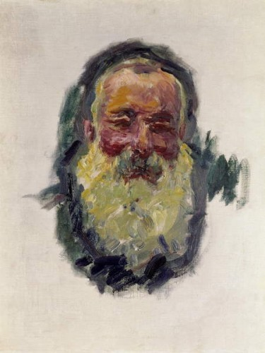 "The real author of Monet ""self-portrait""  was discovered by the Marmottan Museum"