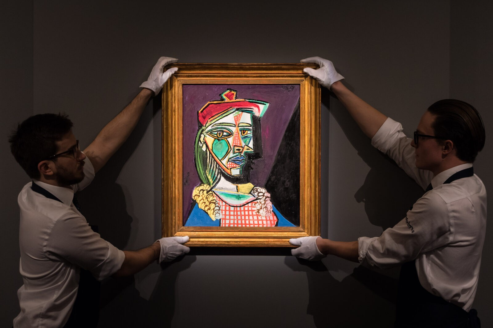 Picasso Painting of Muse, Future Lover Fetches European Record £50 Million