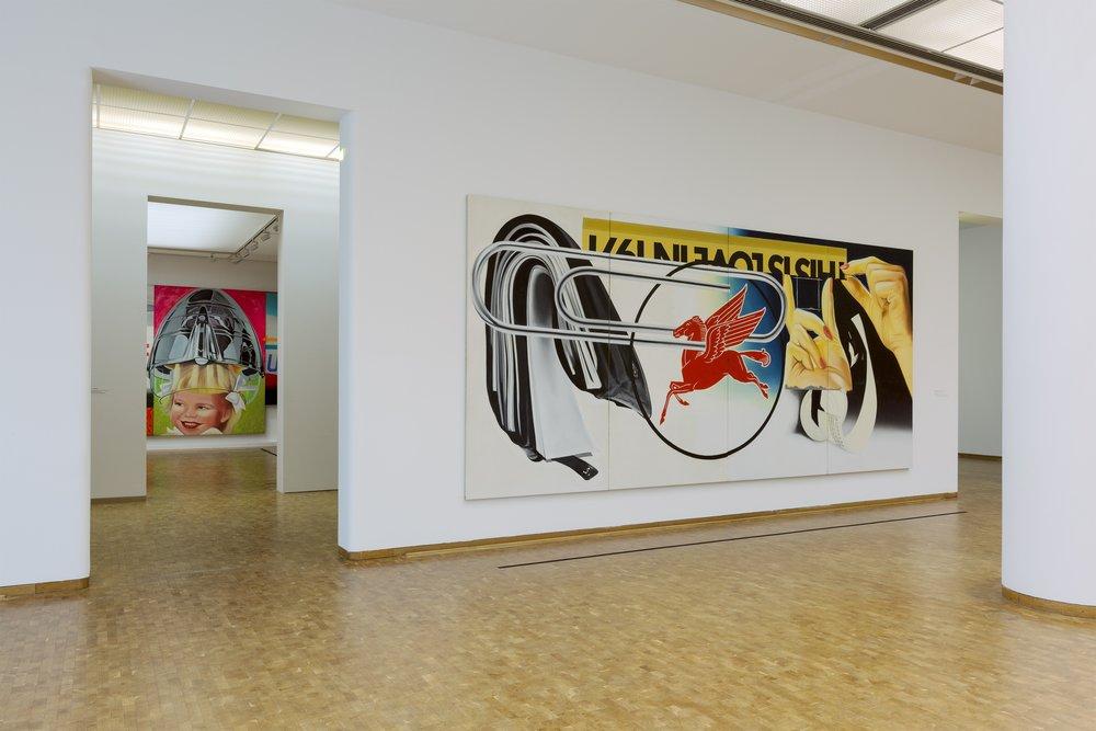 Museum Ludwig Rosenquist