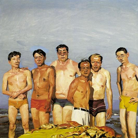 The Art of Liu Xiaodong