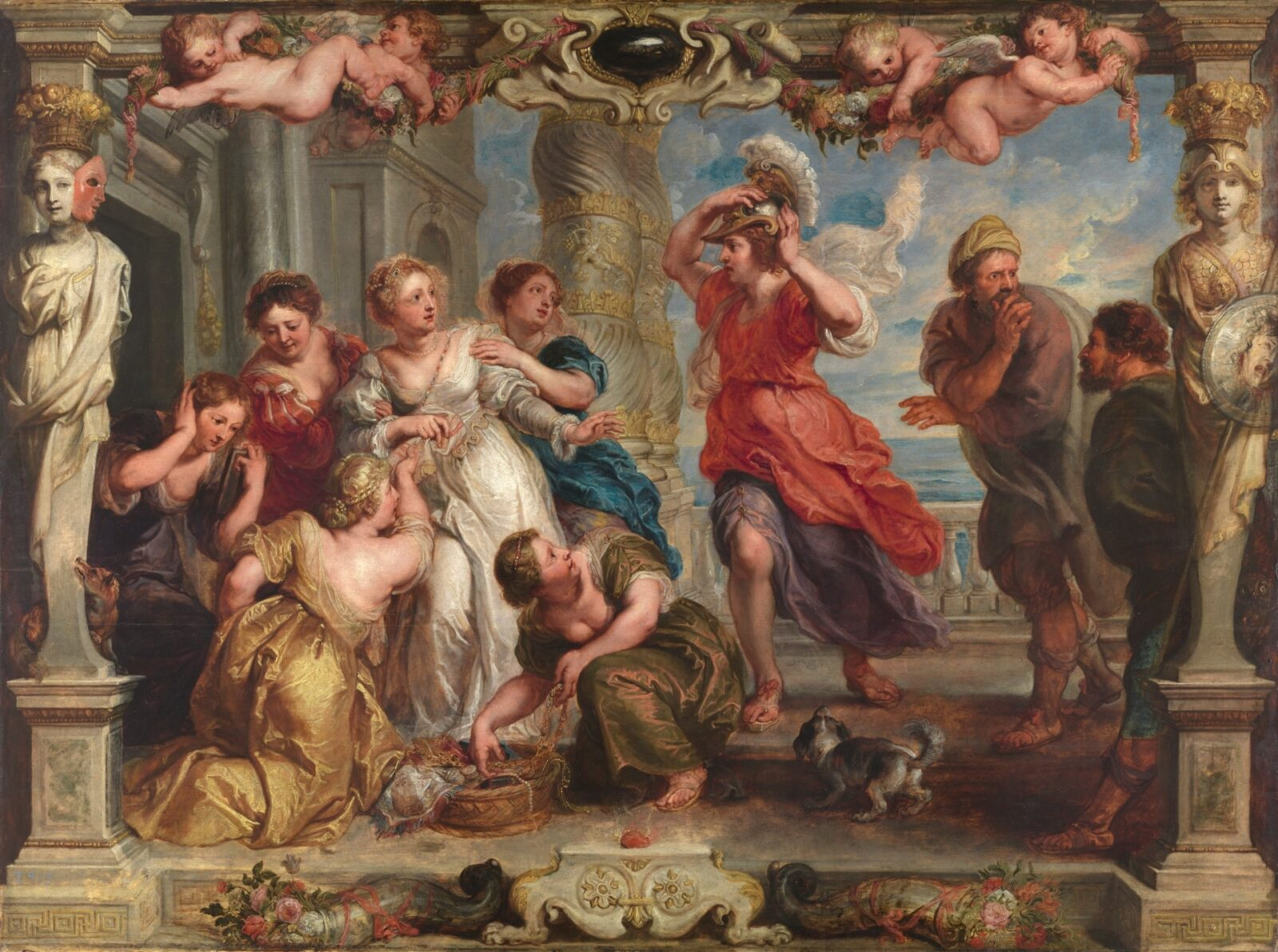 Exhibition at the Prado Museum Brings Together 82 Sketches by Peter Paul Rubens