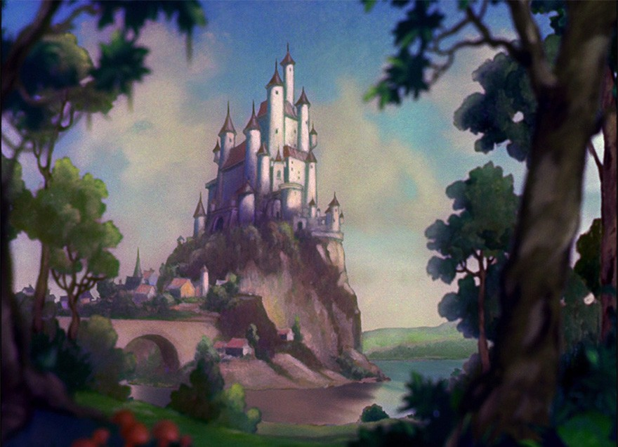 18 Real Locations That Inspired Disney Movies