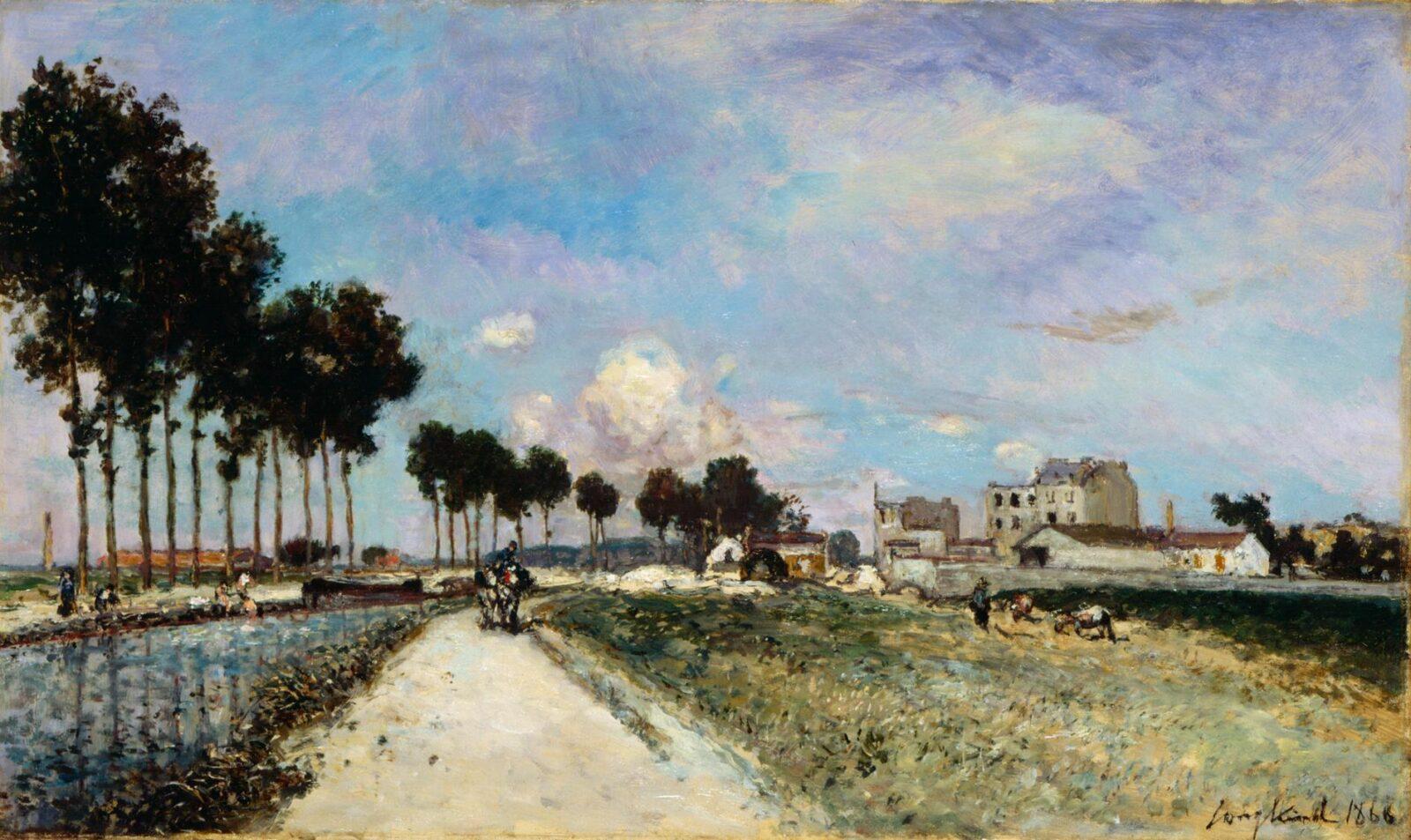 Impressive Exhibition at the Dordrechts Museum Includes Work by Jongkind