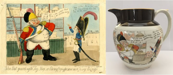 The British Museum Offers a Unique Opportunity to Enjoy 18th-Century Satire On Ceramics