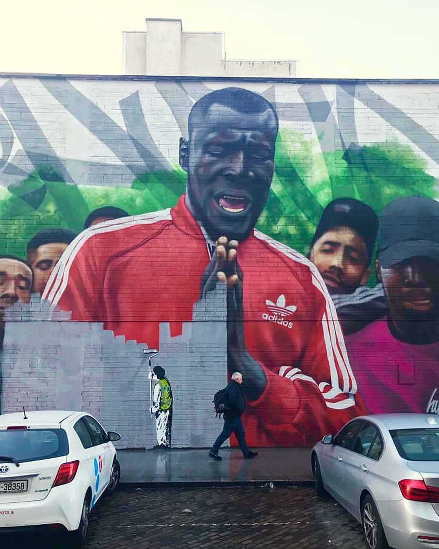 Dublin's Sweep of Public Mural Removals Prompts Wave of New Artworks