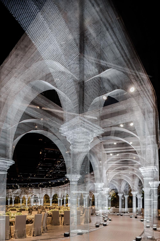 In abu dhabi italian artist edoardo tresoldi created large scale as publicscrutiny Images