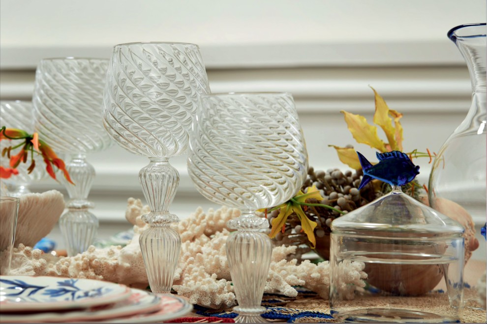 Tropicana: new collection of Dior Maison tableware