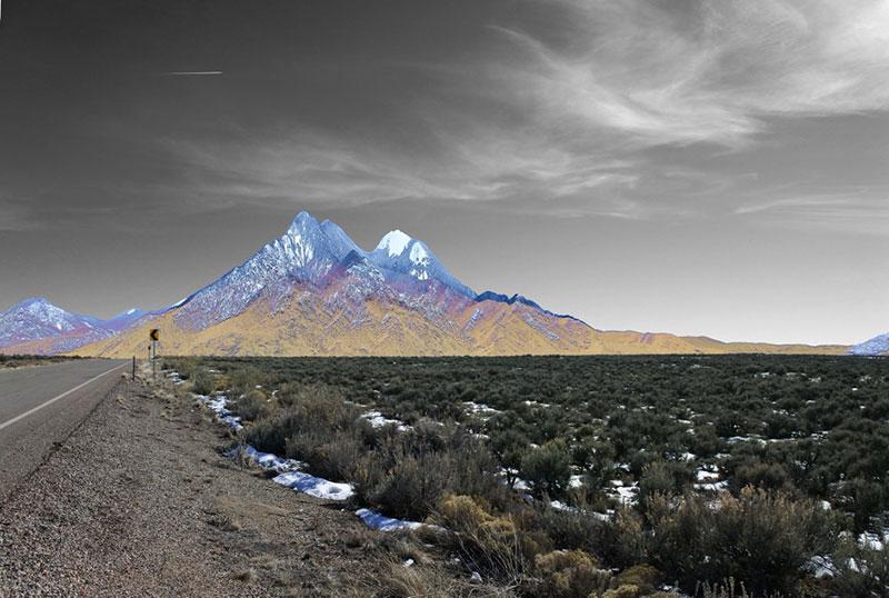 Photos by Ellen Jantzen: Unity of Time and Space