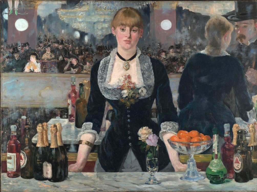 10 masterpieces by Edouard Manet
