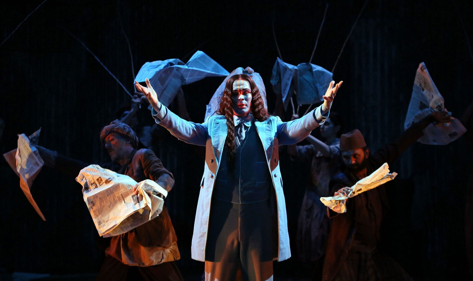 Satyagraha Review – a Masterclass in Suggestion and Imagination