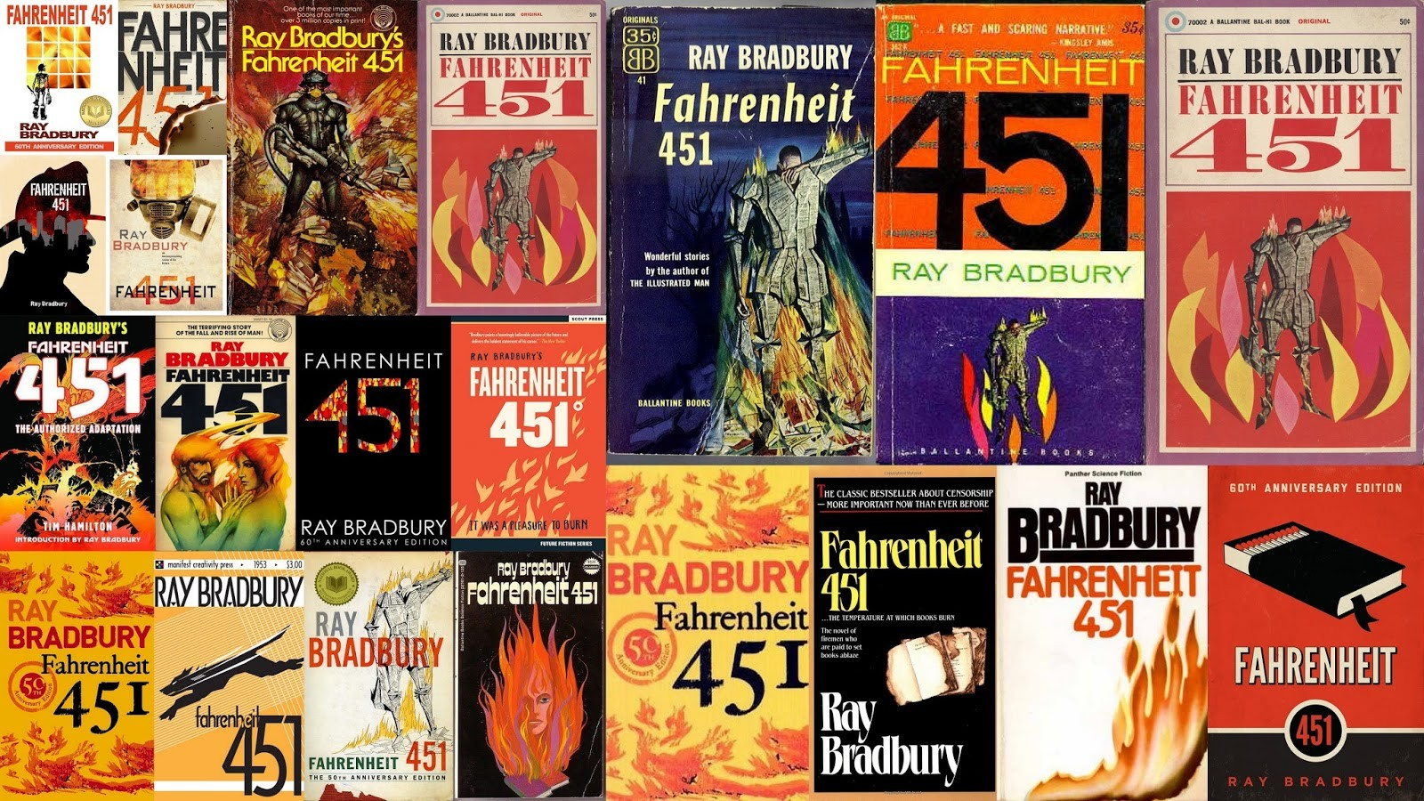 an analysis of dystopia in the works of ray bradbury