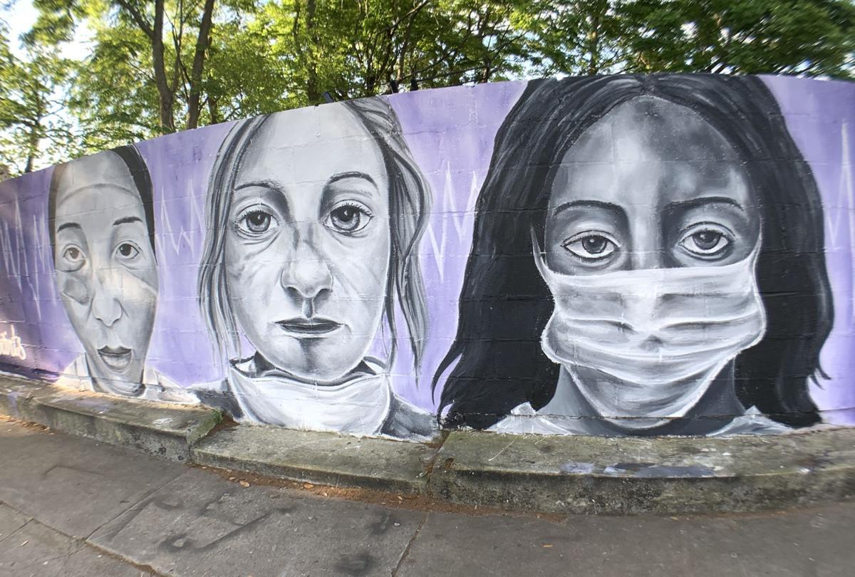 Art during the plague. How artists around the world depict the coronavirus