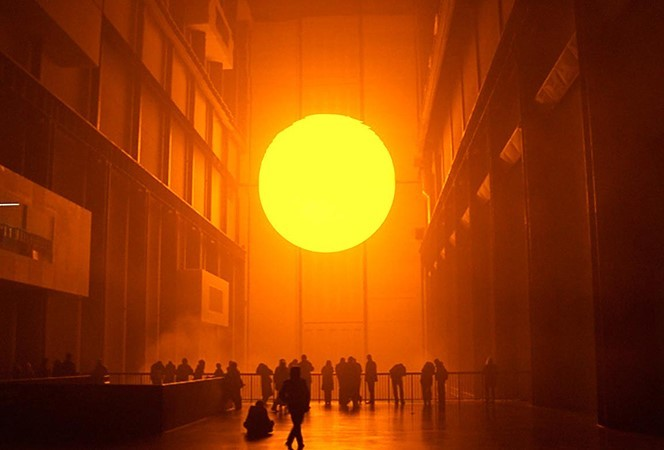 Between Physics and Lyrics. Olafur Eliasson's Exhibition Opened in Bilbao