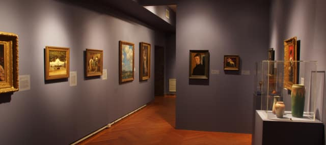 Lyman Allyn Art Museum - Distinguished Collection Of American And European Fine And Decorative Art