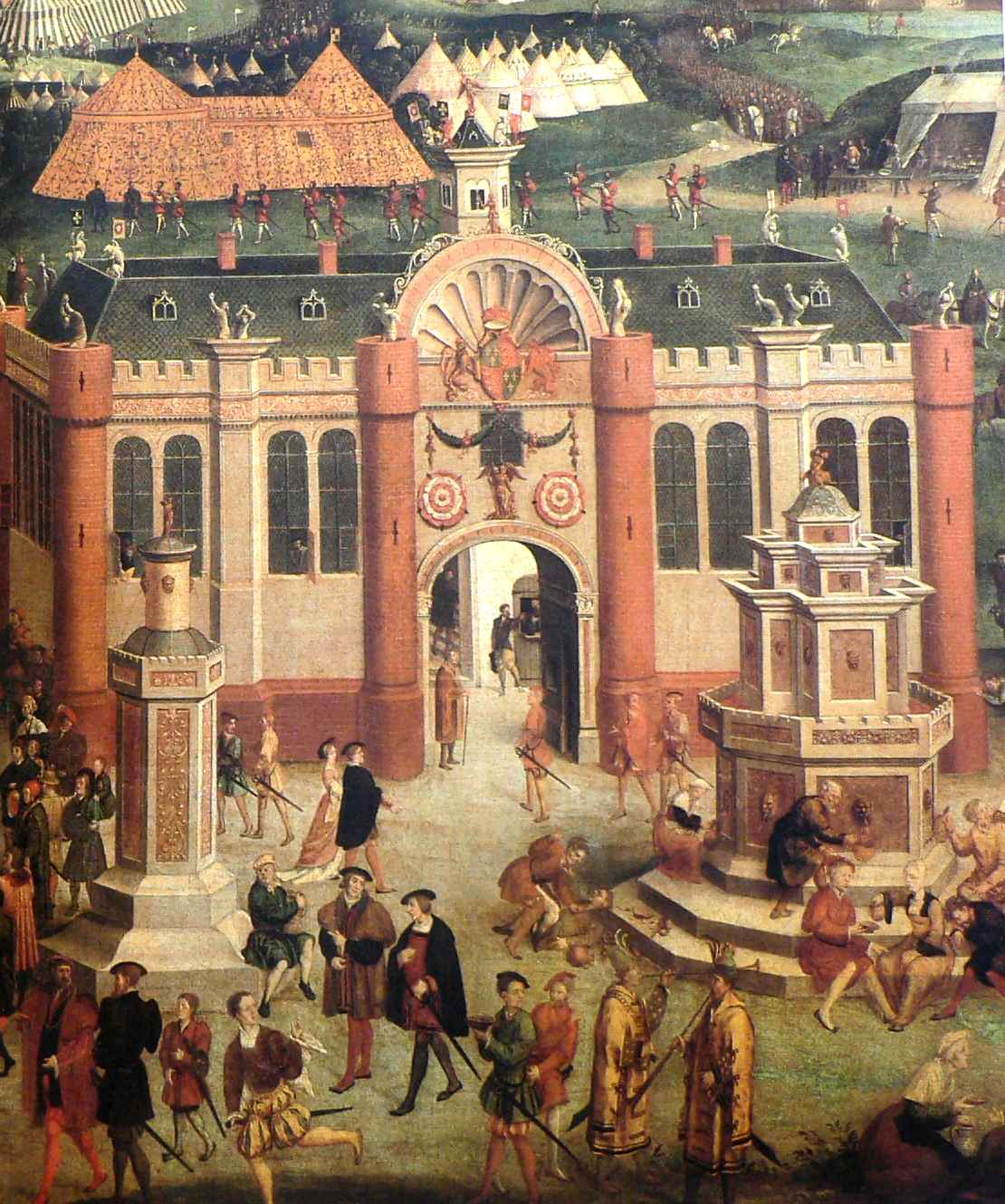 Lost Art: Field of the Cloth of Gold