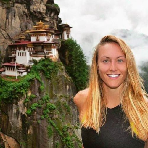Young Woman Is About To Become The First Person To Visit Every Country On The Earth