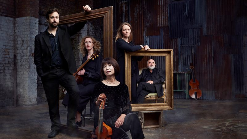 Home Listening: a Feast of English Tudor and Jacobean Music