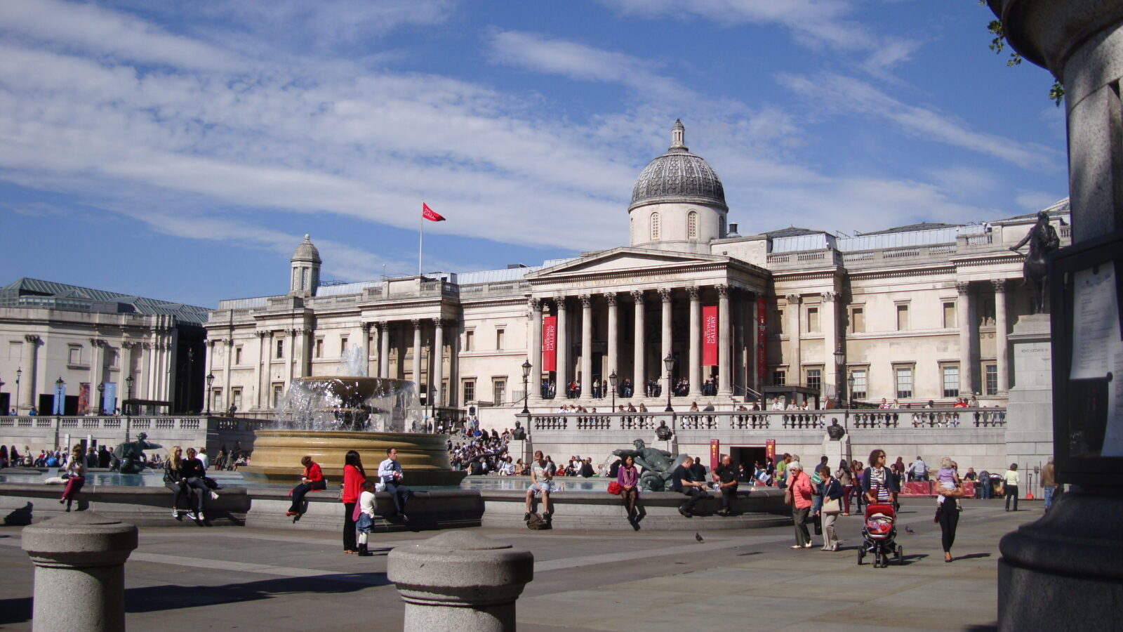 As a christmas present for the nation national gallery for Minimal art gallery london
