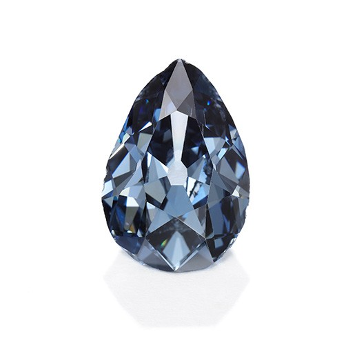 Unknown Historic Blue Diamond Emerges Onto the Market for the First Time in 300 years