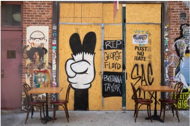 NYC's new Black Lives Matter Mural - Why It Is More Than Art
