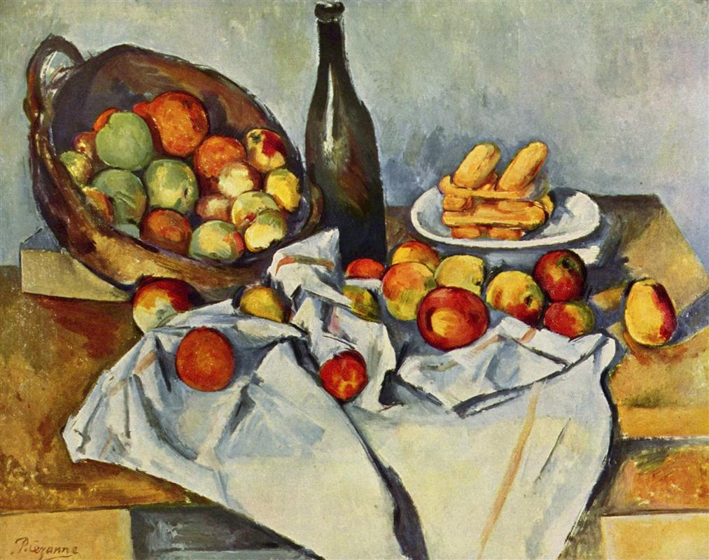 Cezanne Still Life Leads Zweig Collection At Sotheby's, New York