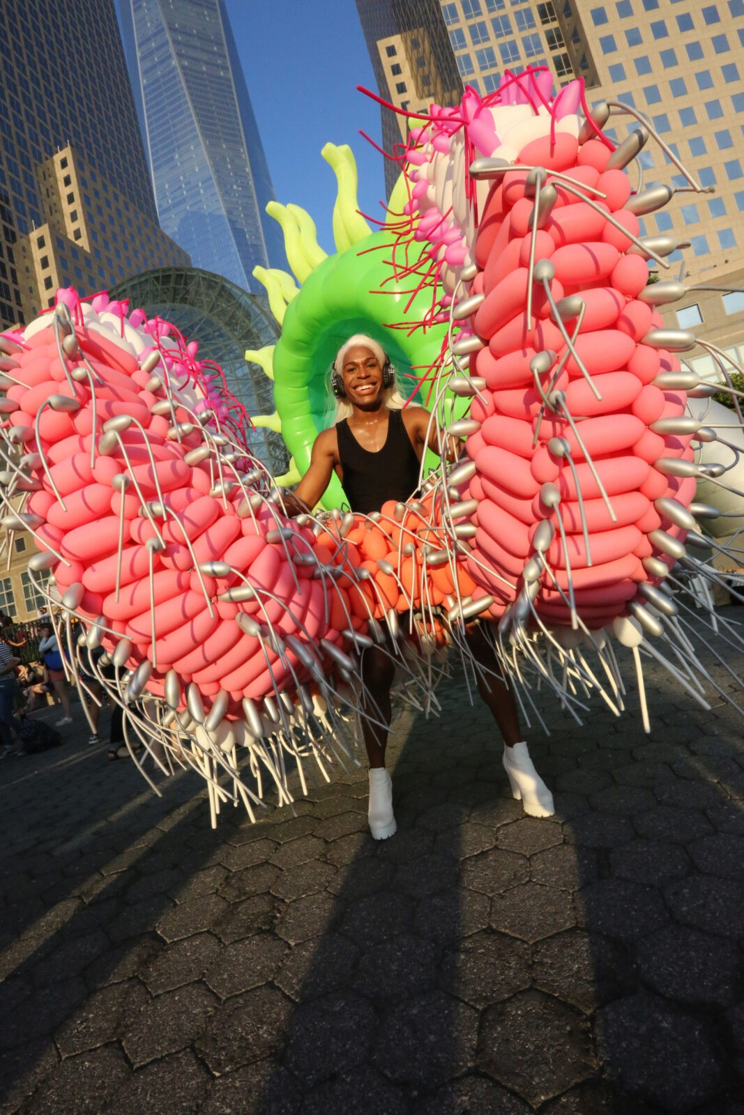 Wild Balloon Creatures Overtake the Streets of New York