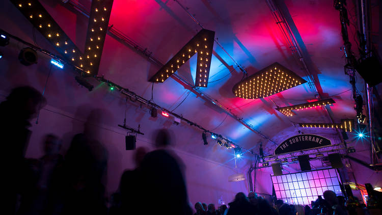 Vault Festival Launches Immersive Venue and Comedy Festival for 2018