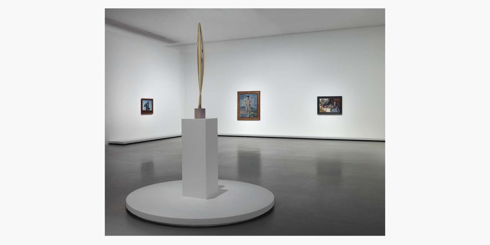 The Museum of Modern Art Presented The Art By Great Artists