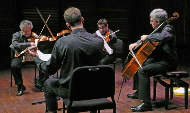Arditti Quartet Review – Jewelled Mystery at the Fragile Borders of Audibility