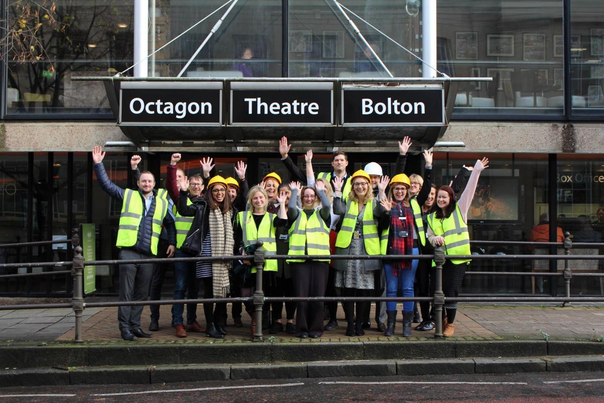 Bolton Octagon Launches £1.5m Campaign For Theatre Redevelopment