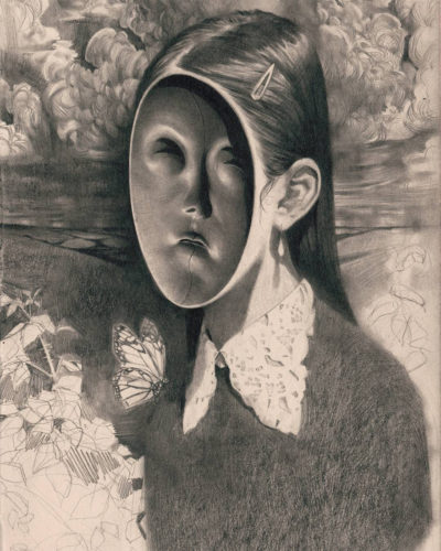 Surreal Works With Pencil By Miles Johnston
