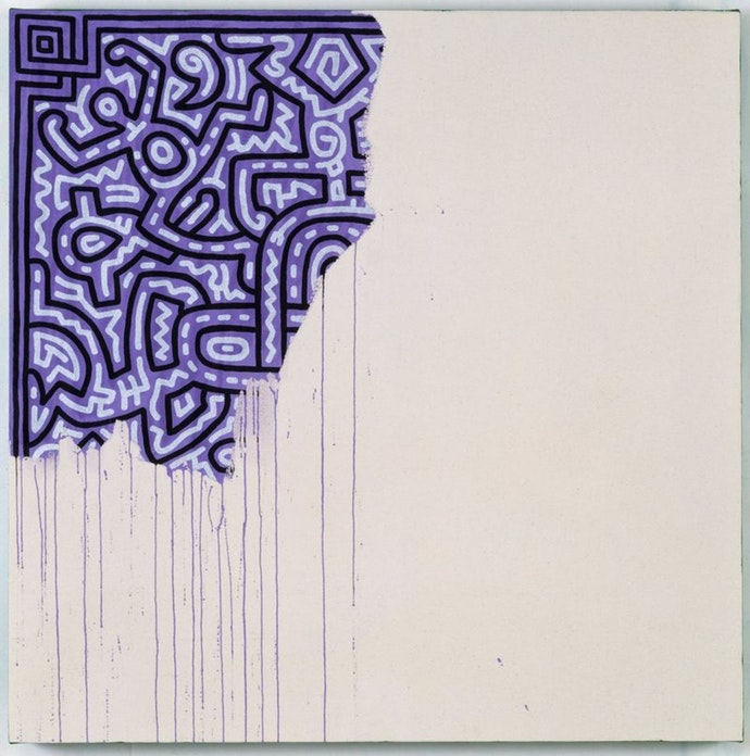 7 Facts About Pioneering Street Artist Keith Haring