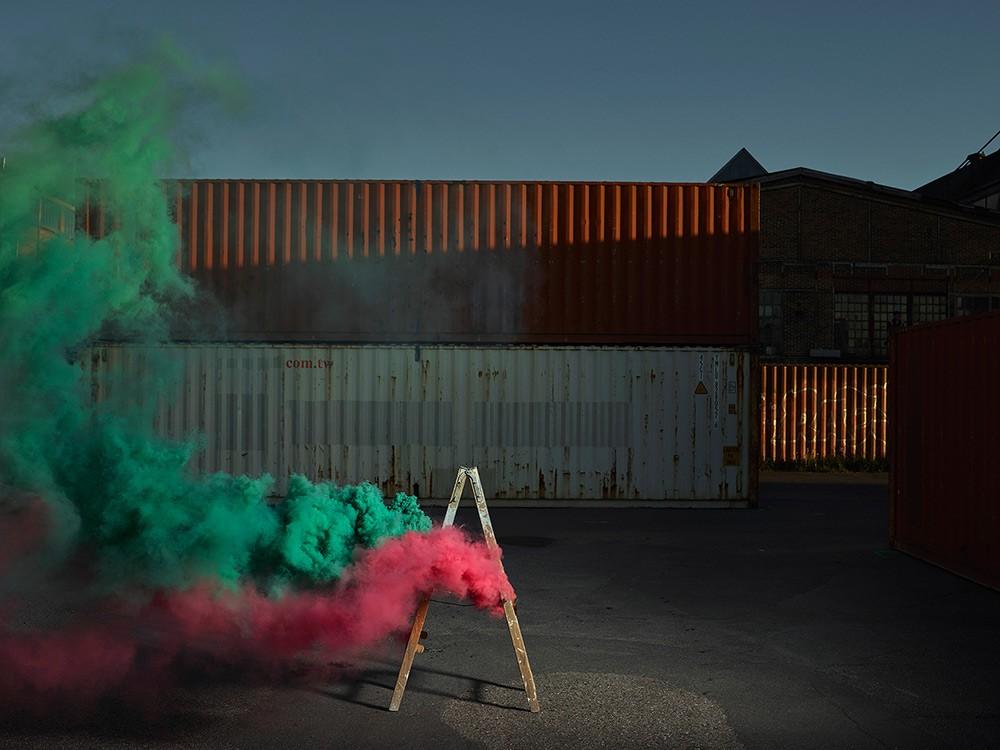 New Smoke-Based Photographs by Ken Hermann