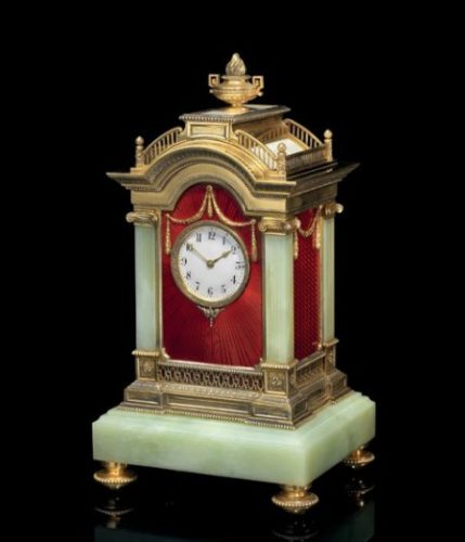 Christie's Will Present The Incredible Works of Faberge on the week of Russian art