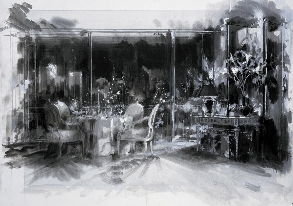 Jeremiah Goodman: The Art of the Interior