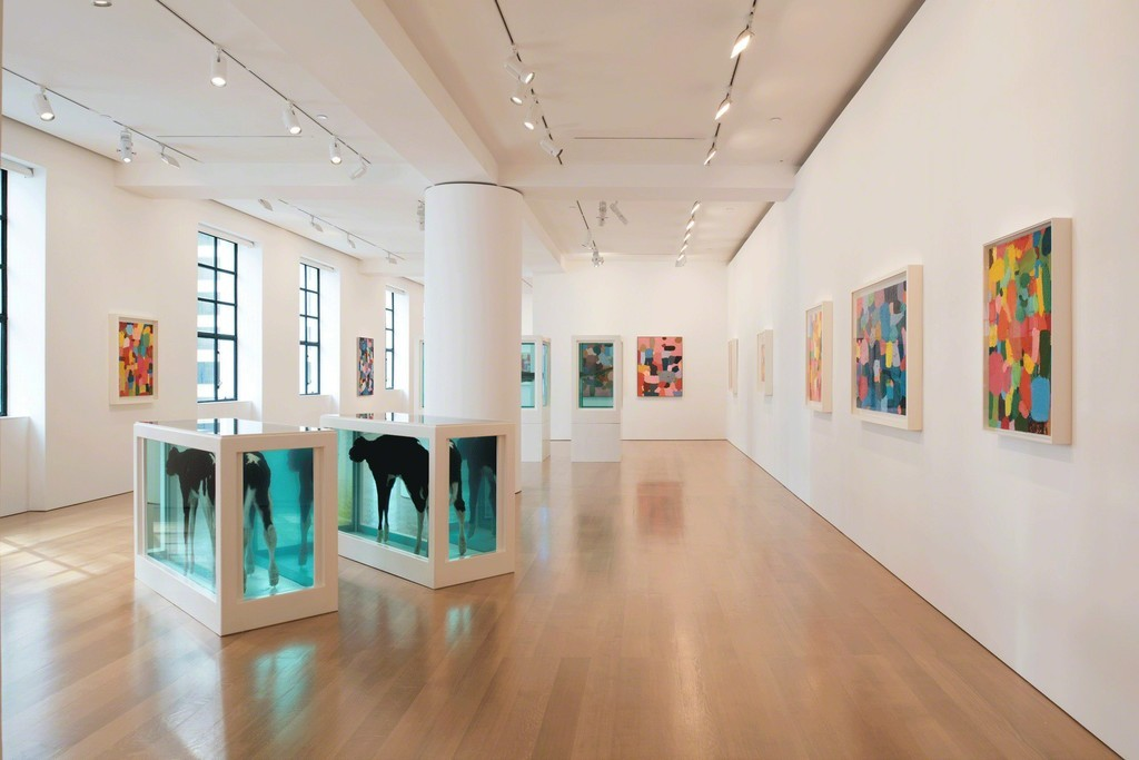 Gagosian Hong Kong Presents A Selection Of Paintings And Sculptures By Damien Hirst
